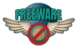 Freeware Logo - international symbol for freeware